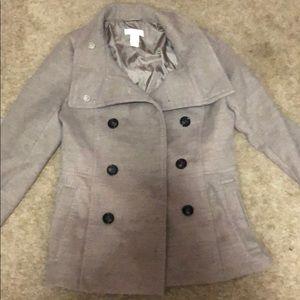 H&M Winter Dress Coat